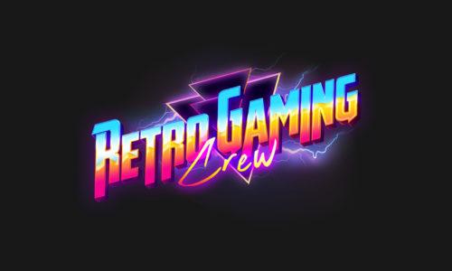 Retrogamingcrew Retro-Gaming-Magazin Logo