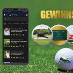 123golfsport-App und -Gewinnspiel